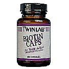 Twinlab Biotin Caps 600 mcg