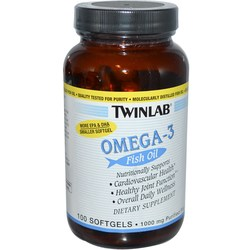 Twinlab Omega-3 Fish Oil