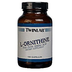 Twinlab L-Ornithine 500 mg