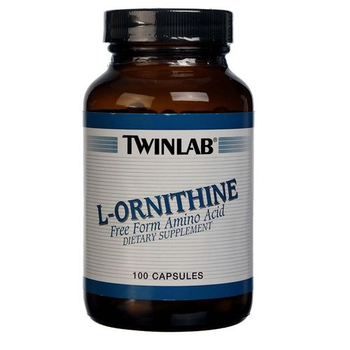Twinlab L-Ornithine 500 mg - 100 Caps - 027434001472_1.jpg