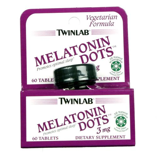 Melatonin Dots 3 mg