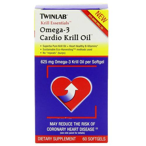 Krill Essentials Cardio Krill Oil