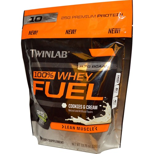 100- Whey Protein Fuel