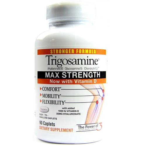 Trigosamine Max Strength
