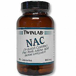 Twinlab NAC (N-Acetyl-Cysteine)