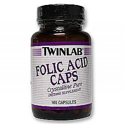 Twinlab Folic Acid 800 mcg