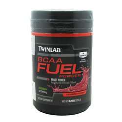 Twinlab BCAA Fuel Powder