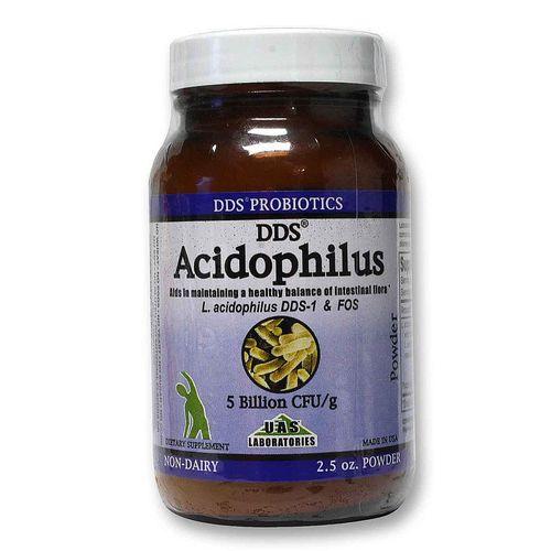 UAS Laboratories DDS-Acidophilus Powder - 2 5 oz