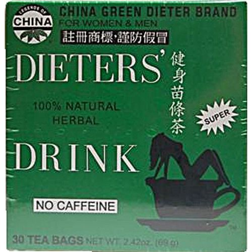 Dieters' Natural Herbal Drink