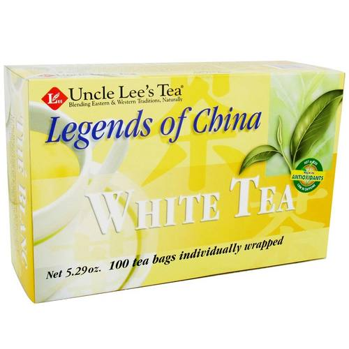 Uncle Lee's Tea Legends of China White Tea - 100 Tea Bag - 32462_0.jpg