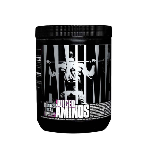 Universal Nutrition Juiced Aminos Strawberry Limeade - 380 grams