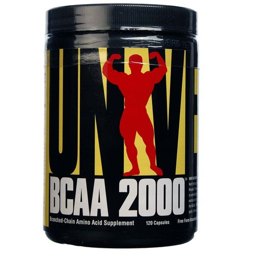 Universal Nutrition BCAA 2000  - 120 Capsules - 039442045447_1.jpg