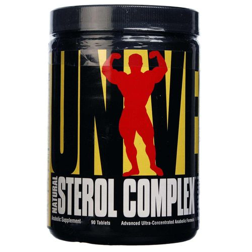Universal Nutrition Natural Sterol Complex - 90 Tablets - 039442043917_1.jpg