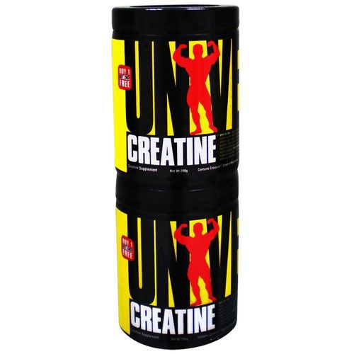 Universal Nutrition Creatine BOGO - 200 grams + 200 grams