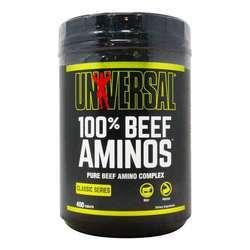 Universal Nutrition 100% Beef Aminos Pure Beef Amino Complex