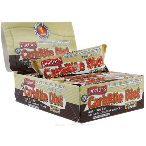 Universal Nutrition Doctor's CarbRite Diet Bar - 12 pack - 21256.jpg