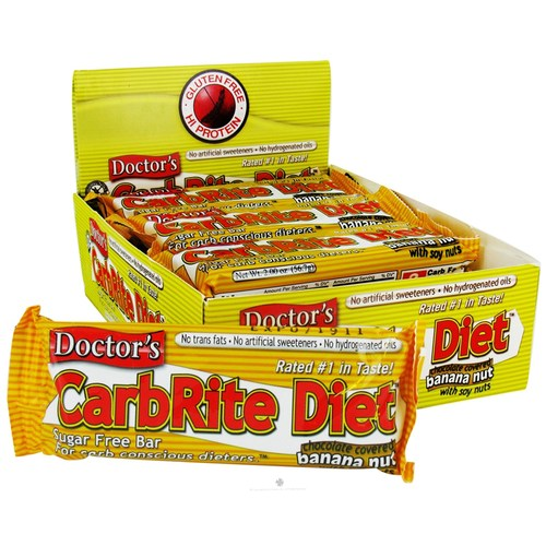 Doctor's CarbRite Diet Bar