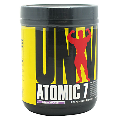 Universal Nutrition Atomic 7 Groovy Grape - 412 grams
