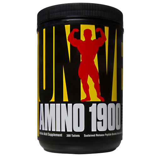 Universal Nutrition Amino 1900 - 300 Tablets