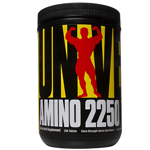 Universal Nutrition Amino 2250  - 230 Tablets