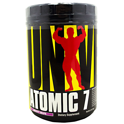 Universal Nutrition Atomic 7 Groovy Grape - 2.2 lbs