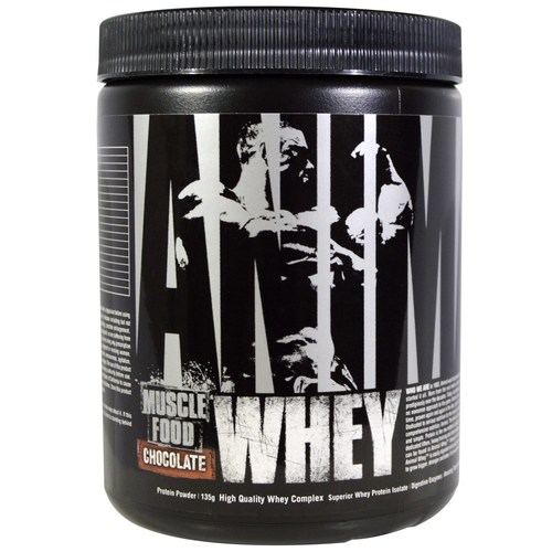 Animal Muscle Food Whey