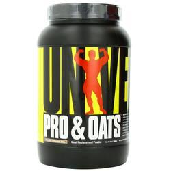 Universal Nutrition Pro  Oats