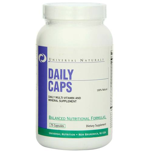 Daily Multivitamin and Mineral