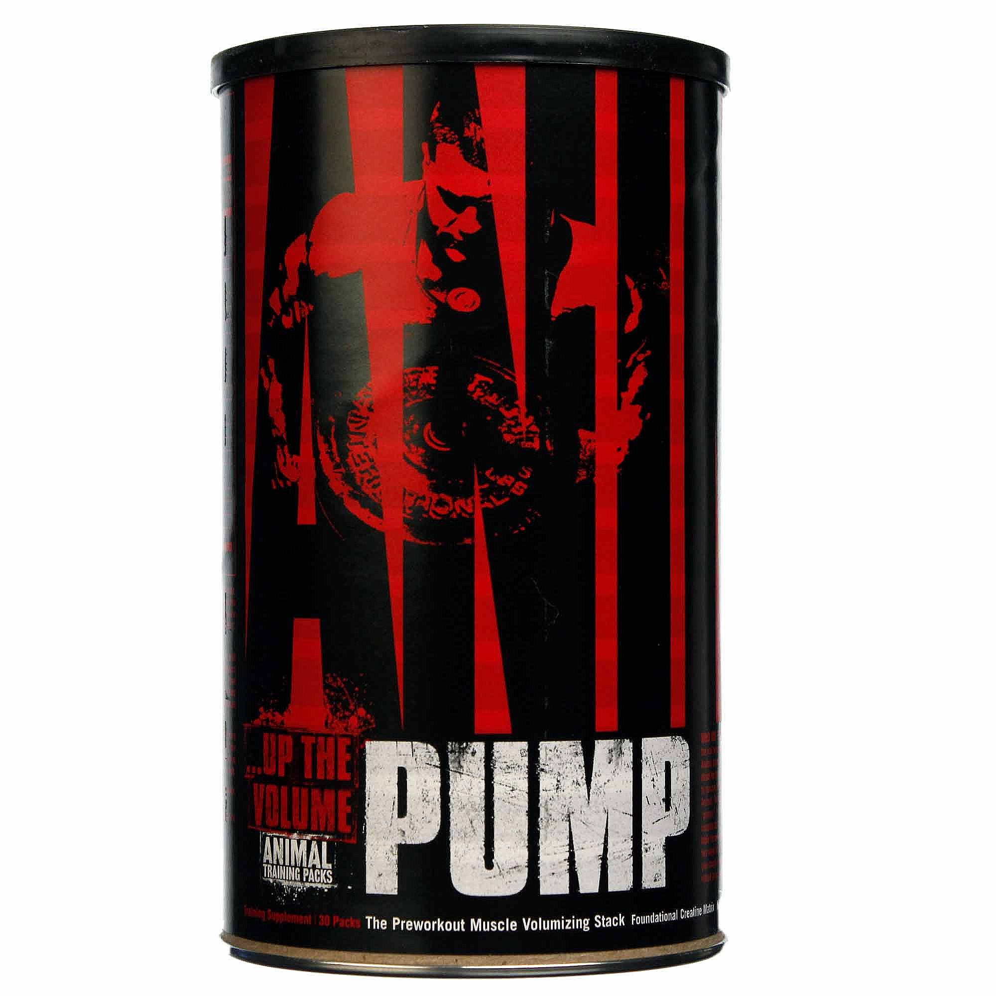 Buy Universal Nutrition Animal Pump - 30 Packs - eVitamins Australia