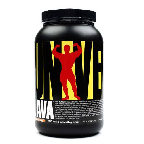 Universal Nutrition Lava PWO Muscle Growth Supplement Orange Slush - 2.75 lb - 039442011503_0.jpg