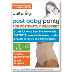 UpSpring High Waist Postpartum Recovery  Slimming Underwear