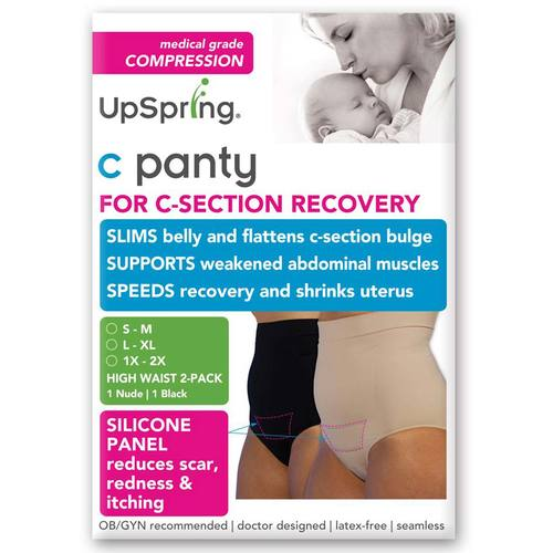 C-Panty High Waist 2-Pack