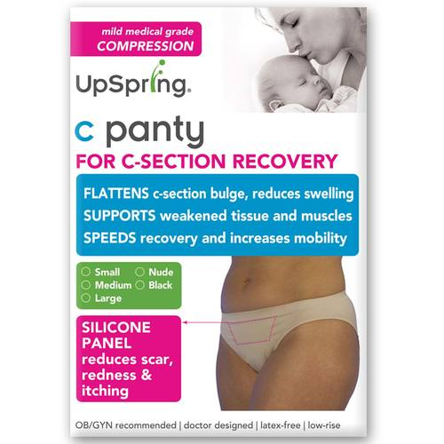 Classic Waist C-Section Recovery Underwear