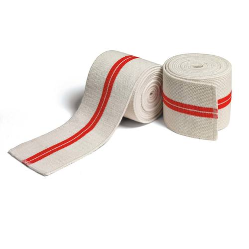 Red Line Knee Wraps