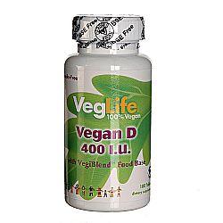 VegLife Vegan D 400 IU
