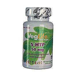 VegLife 5-HTP 50 mg