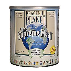 VegLife Peaceful Planet Supreme Meal