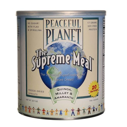 Peaceful Planet Supreme Meal