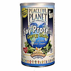 VegLife Peaceful Planet Soy Protein Energy Shake