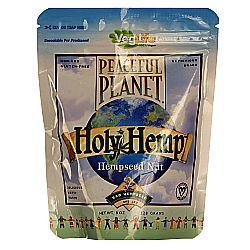 VegLife Peaceful Planet Holy Hemp Hempseed Nut