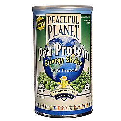 VegLife Peaceful Planet Pea Protein Energy Shake