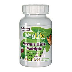 VegLife Vegan Kids Multiple