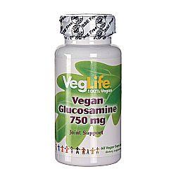 VegLife Vegan Glucosamine 750 mg