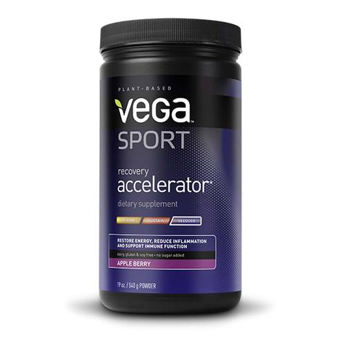 Vega Sport Recovery Accelerator Apple Berry - 19 oz