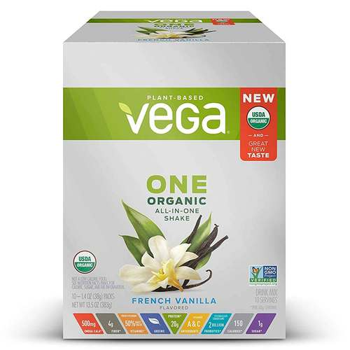 One Organic All-in-One Shake