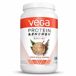 Vega Protein  Energy Cold Brew Coffee