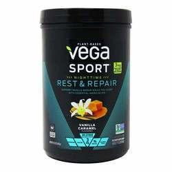 Vega Sport Nighttime Rest  Repair Vanilla Caramel