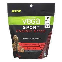 Vega Sport Energy Bites Hazelnut