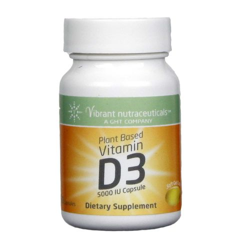 Plant Based Vitamin D3 5,000 IU