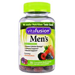 VitaFusion Men's Complete Multivitamin